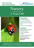 Animals - Stripes & Spots : Letter W : Wink - Nursery (2 years old)