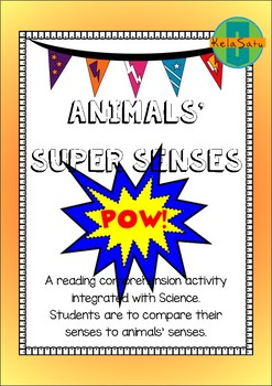 Animals' Super Senses