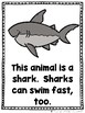 Animals That Can Go Fast (A Sight Word Emergent Reader and