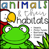 Animals & Their Habitats