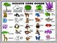Animals & Their Habitats