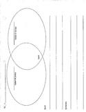 Animals Venn diagram compare and contrast