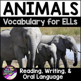 Animals Vocabulary Activities for ELLs