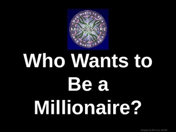 Animals - Who wants to be a millionaire Review