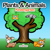 Plants and Animals: A Kindergarten NGSS Science Unit