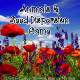 Animals and Seed Dispersion Game {aligned with NGSS 2-LS2-