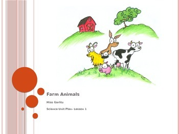 Animals and Their Habitats PowerPoint- 8 Lesson Science Unit- Full Color Slides!