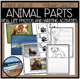 Animal Parts Cross Curricular Activities     At Home Learn