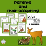 Animals and Their Young {Parents and Their Offspring}