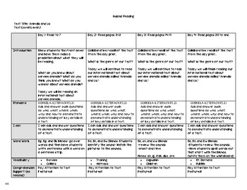 Animals and Us (Level J) Scholastic Guided Reading Plan