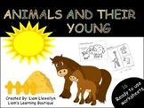 Animals and their Young - PreK to G2 - Science