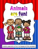 Animals are Fun!