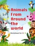 Animals from around the world