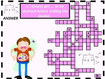 Animals idiom crossword.