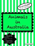 Animals in Australia Boardgame