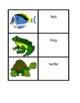 Animals in English Concentration games