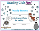 Animals in Lands of Ice and Snow Reading Log and Certificate Set