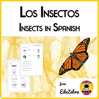 Insect Wordsearch Worksheets & Teaching Resources | TpT