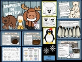 Animals in Winter - Adapt, Hibernate, Migrate, Become Dormant