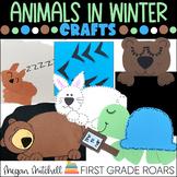 Animals in Winter CRAFTS