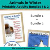 Animals in Winter (Hibernation, Migration & Adaptation) Bu