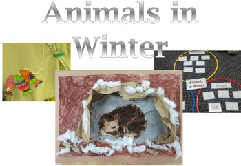 Animals in Winter - Poem and Cross-Curricular Teaching Kit