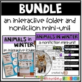 Animals in Winter bundle