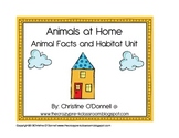 Animals in the Home: Domestic animal habitat unit
