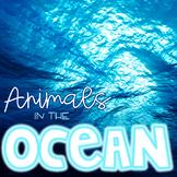 Animals in the Ocean