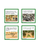 Animals of Africa Unit Activity - Fun Fact Cards for Games