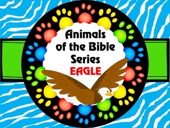 Animals of the Bible Series EAGLE