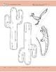 Animals of the Desert: Art and Cooking Activities