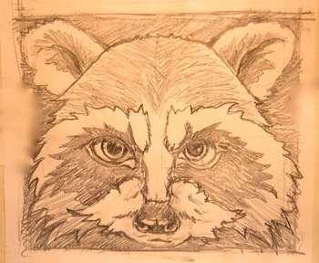 Animals of the Forest- Draw Em!