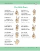 Animals of the Forest: Outdoor Activity and Chant