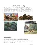 Animals of the Ice Age