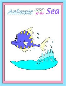 Animals of the Sea Thematic Unit
