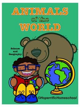 Animals of the World Workbook