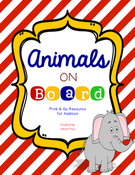 Animals on Board (Addition)