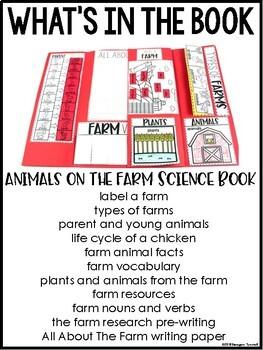 Animals on the Farm Science