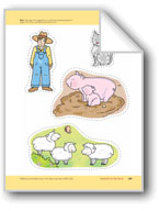 Animals on the Farm: Storyboard Pieces