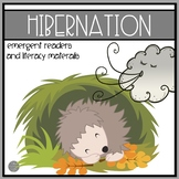Animals that Hibernate Emergent Readers with Science and Literacy