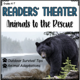 Readers' Theater: Animals to the Rescue - A Play About Outdoor Survival