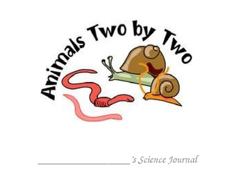 Animals two by two Journal