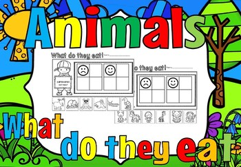 Animals what do they eat-carnivores(50% off)