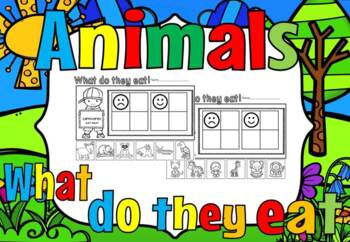 Animals what do they eat-carnivores and herbivores