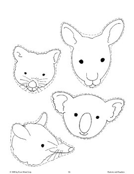Animals with Pouches: Kangaroos