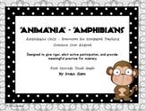Animania - Frogs, Toads, Salamanders (Amphibians)