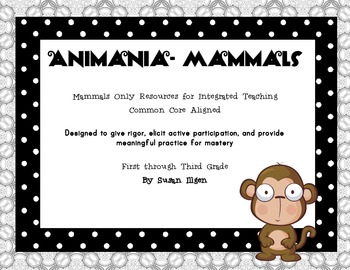 Animania - Mammals
