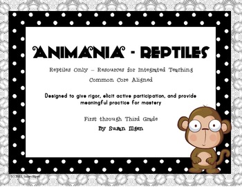 Animania: Reptiles