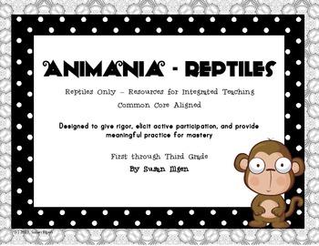 Animania: Reptiles